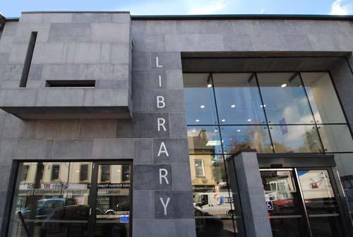 Lisnaskea Library