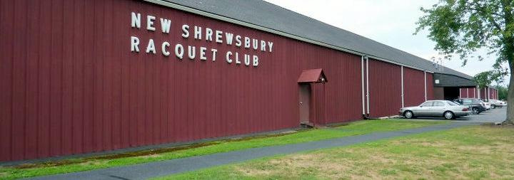 New Shrewsbury Racquet Club