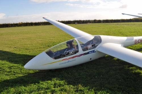 Cambridge Gliding Centre