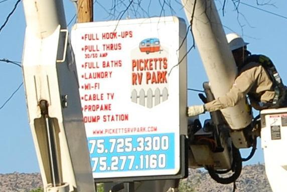 Picketts RV Park