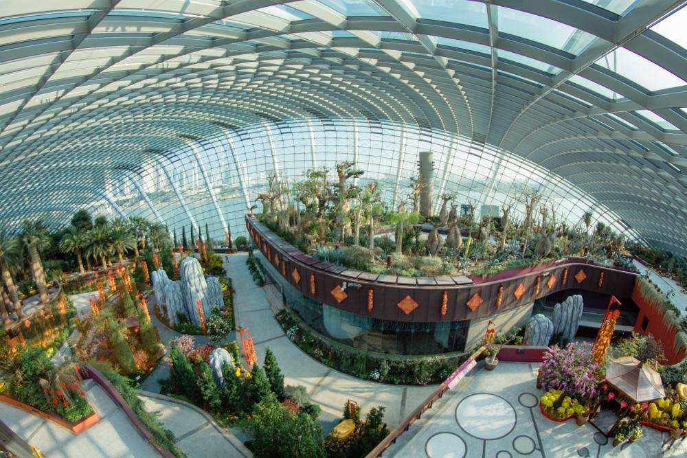 gardens by the bay - Garden By The Bay Flower Show