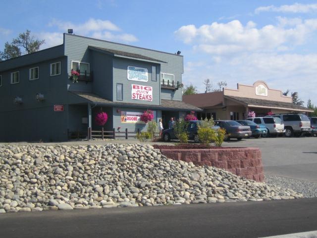 Windbreak Hotel, Cafe & Lounge