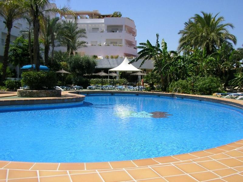 Hotel Apartamentos Mexico Vera