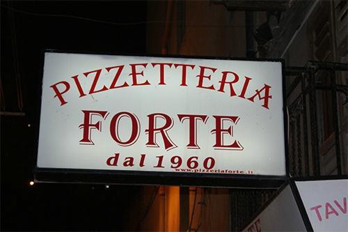 Pizzeria Forte dal 1960