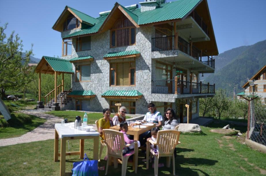 The White Stone Resorts Updated 2017 Prices Hotel Reviews Prini India Tripadvisor