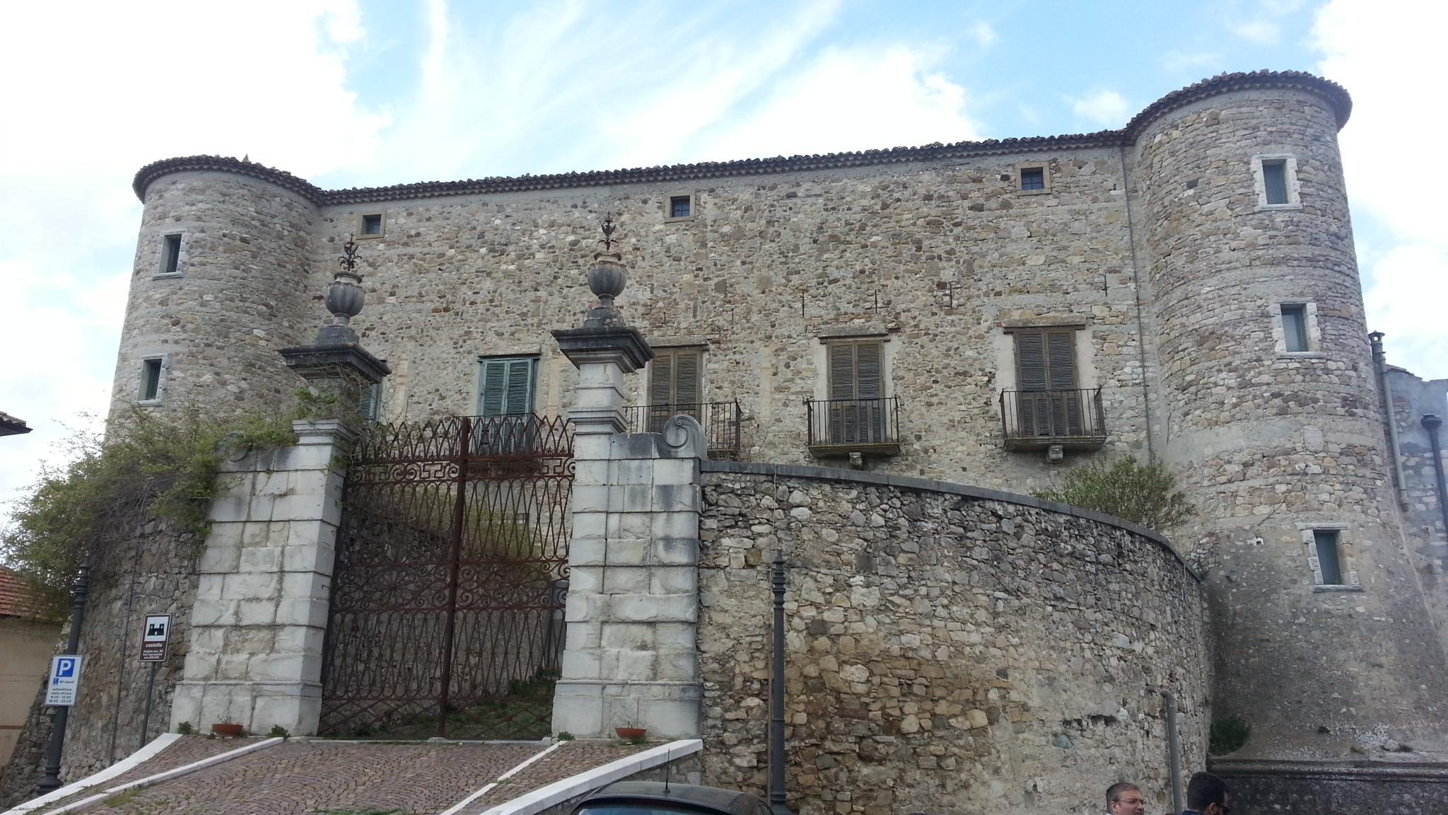 Castello dei Susanna di Zungoli