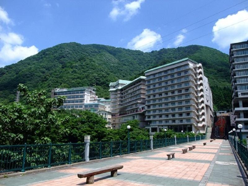 Oedo Onsen Monogatari Hotel Kinugawa Gyoen