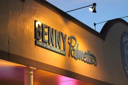 Benny Palmetto's