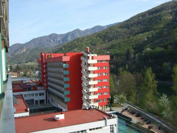 Hotel Oltul Calimanesti Caciulata