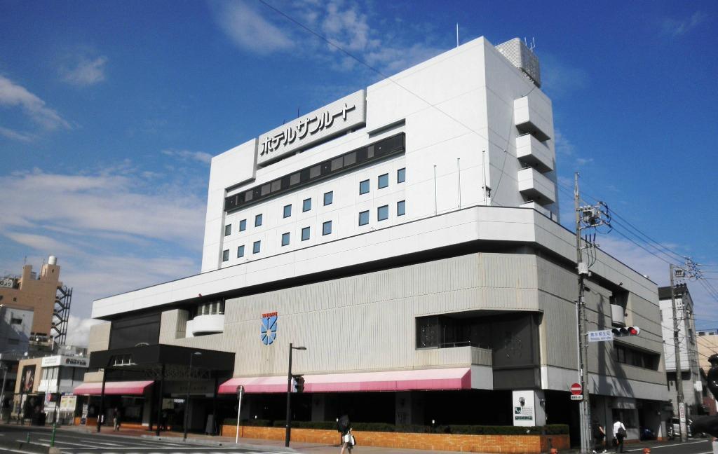 Hotel Sunroute Shimizu