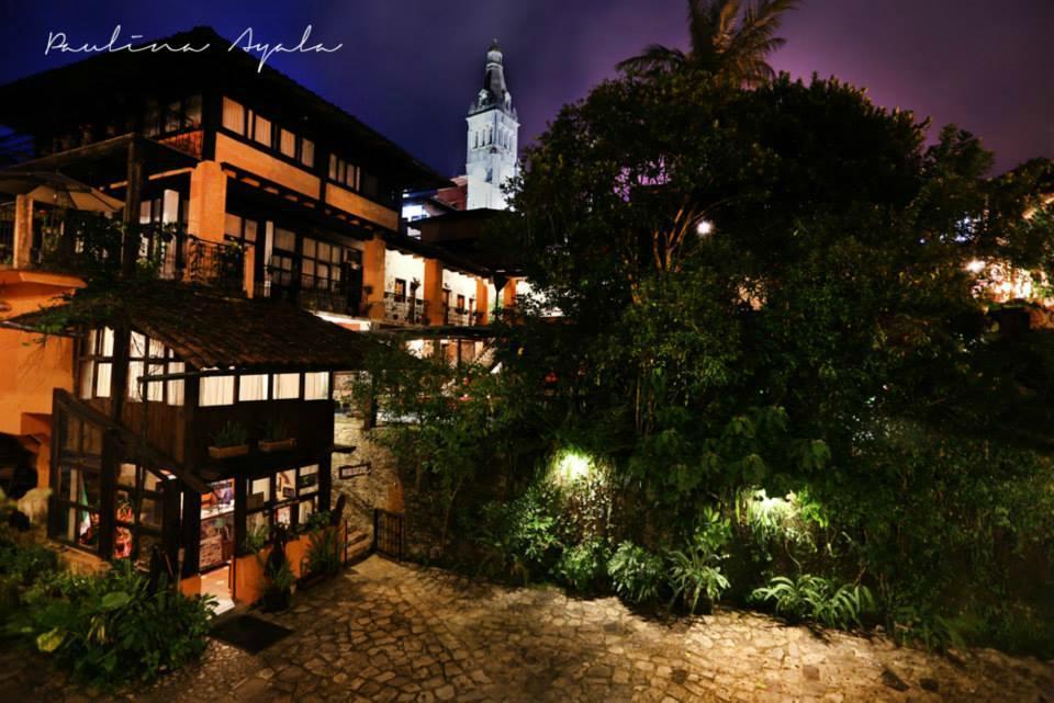 Hotel la casa de piedra cuetzalan del progreso 0 for Jardin xochicalli