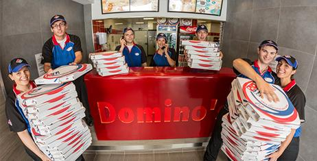 Dominos Pizza Chambery