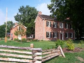 The 1820 Colonel Benjamin Stephenson House