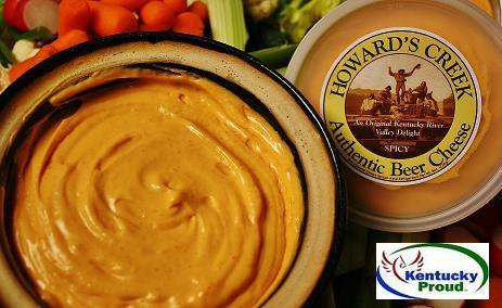 Howard's Creek Authentic Beer Cheese