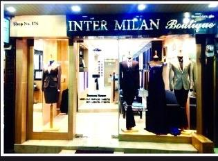 Inter Milan Tailor & Boutique
