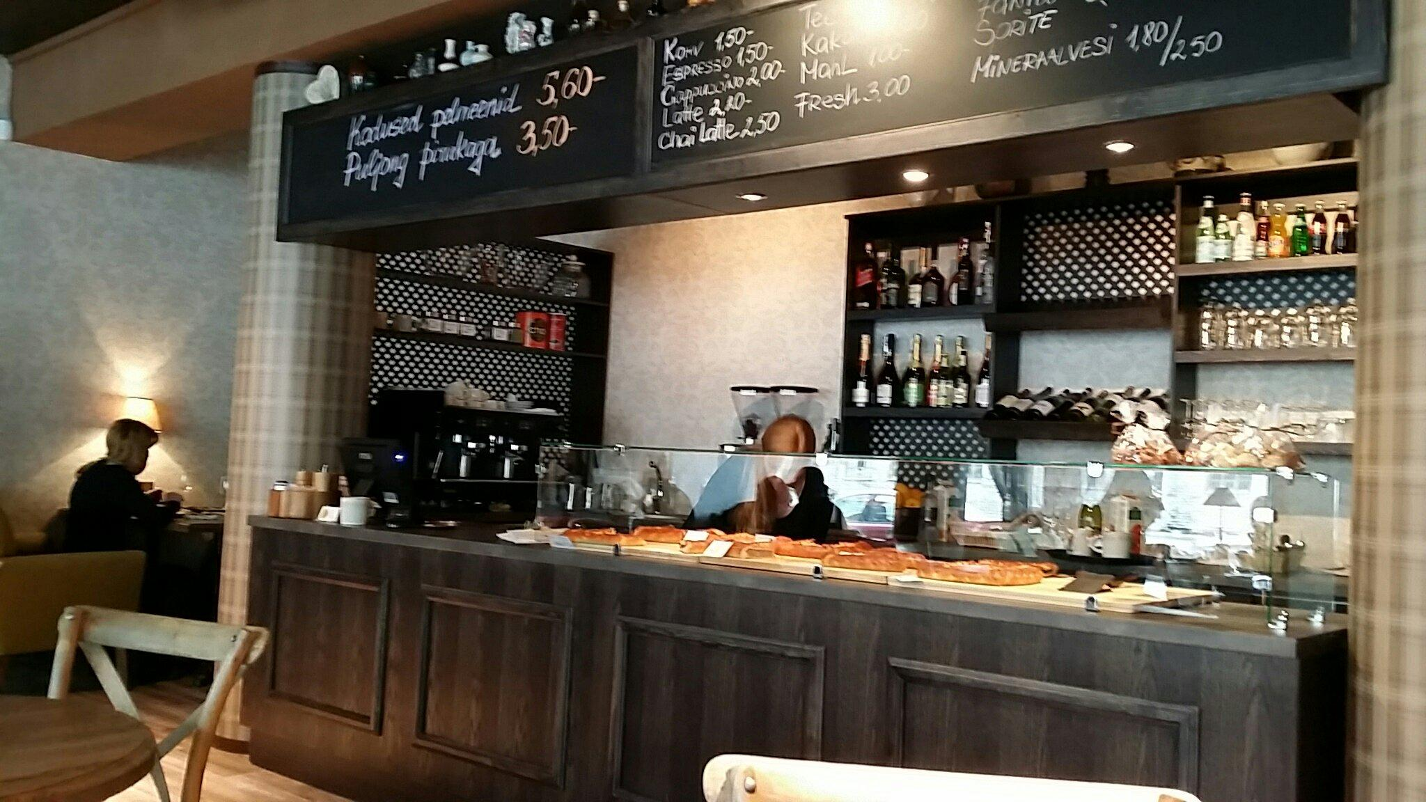 Grenka Cafe
