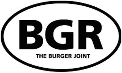 BGR - The Burger Joint
