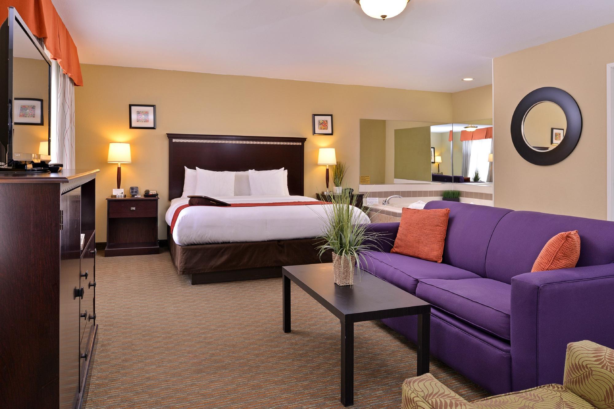 Comfort Suites Champaign Urbana