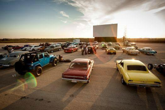 ‪Stars and Stripes Drive In Theatre‬