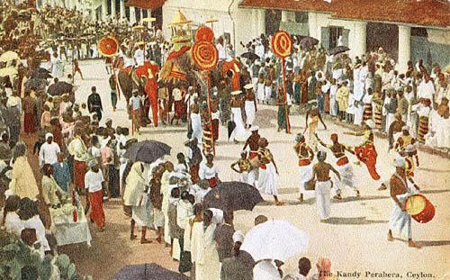 Sri Lanka Kandy Perahera - Day Tours
