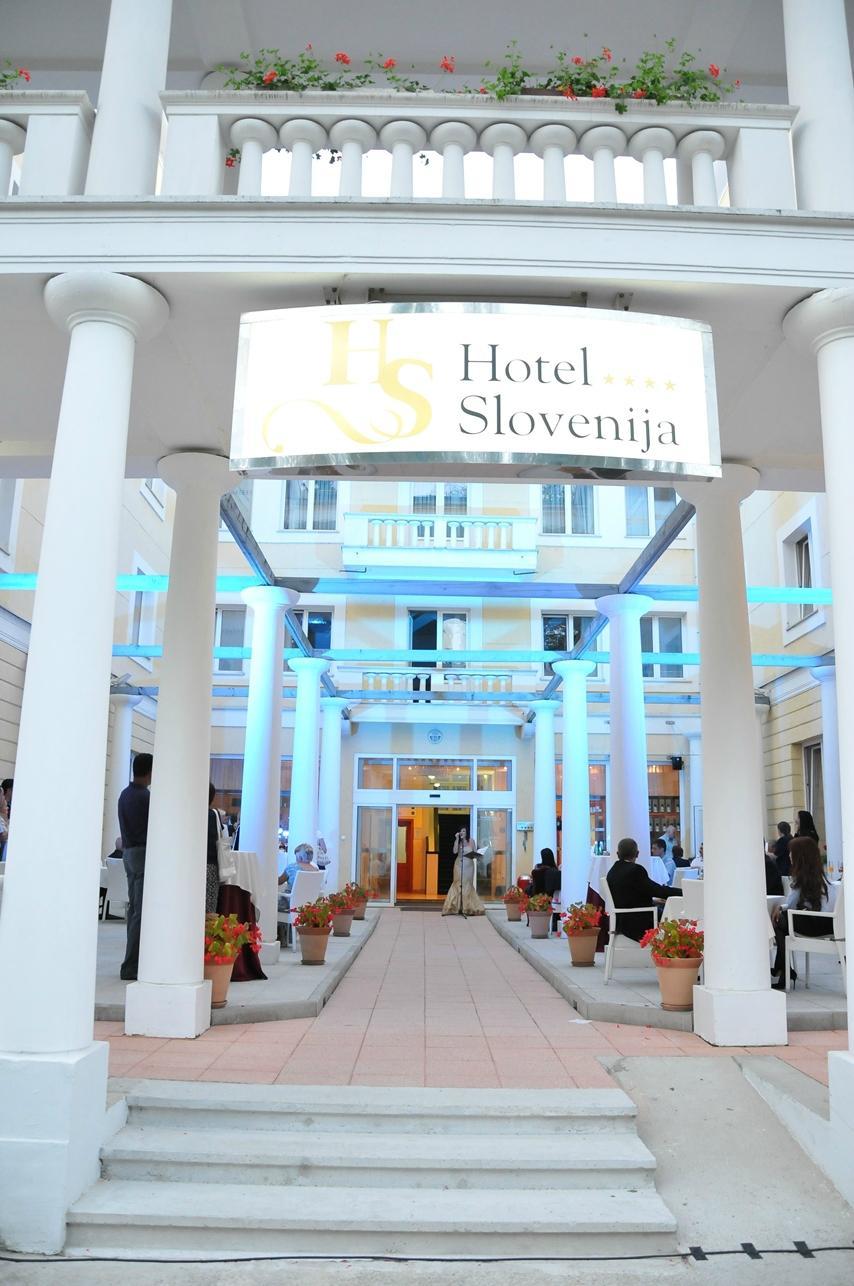 Rogaska Slatina Slovenia  City pictures : Hotel Slovenija Rogaska Slatina, Slovenia UPDATED 2016 Hotel ...