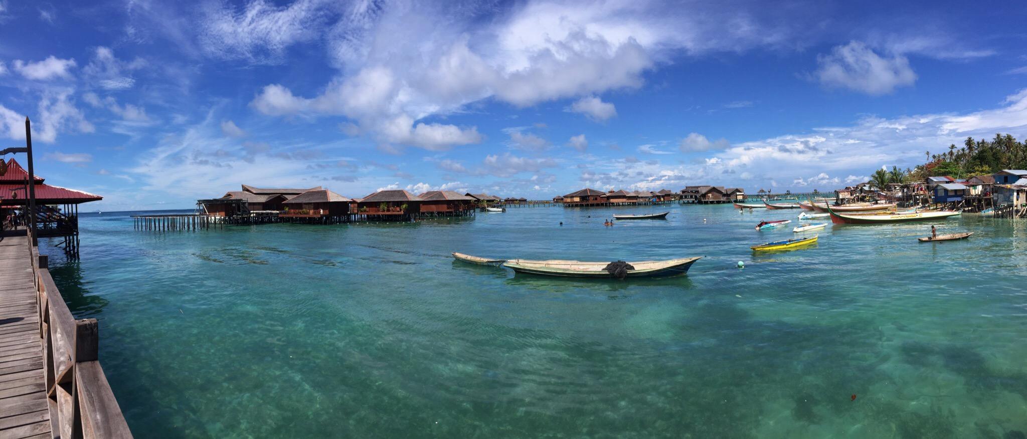 Scuba Junkie Mabul Beach Resort