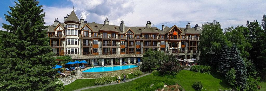 Hotel Quintessence Updated 2017 Prices Reviews Mont Tremblant Quebec Tripadvisor
