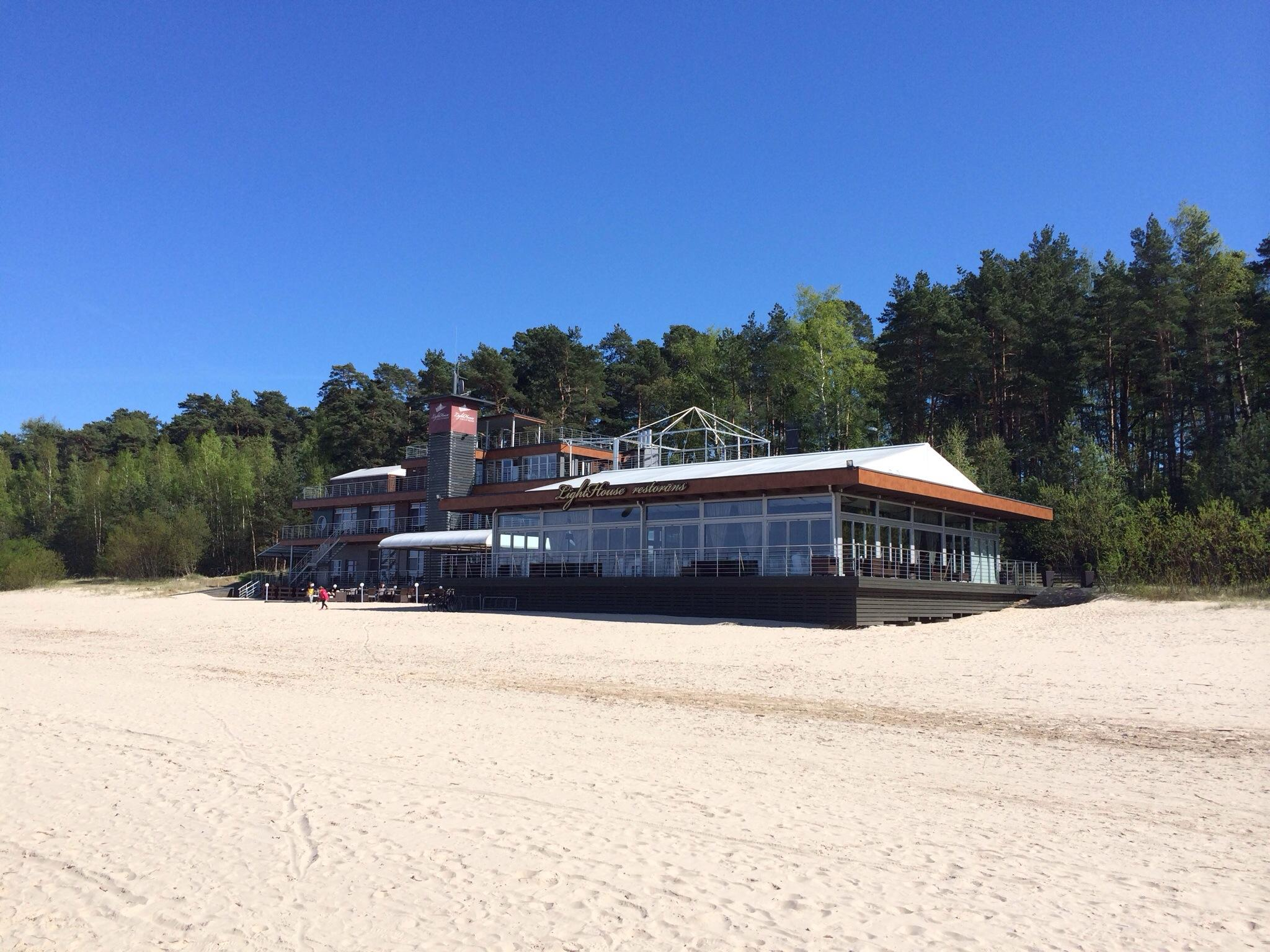 Light house Jurmala
