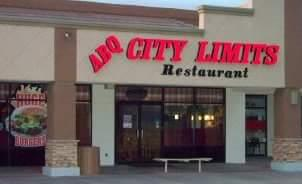 Albuquerque City Limits Restaurant