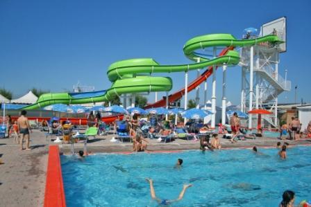 Rimini Beach - Hotel Brotas