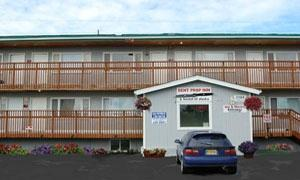 Bent Prop Inn & Hostel of Alaska