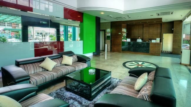 グリーンラスト ホテル