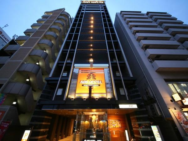 APA Hotel Higashi Shinjukuekimae