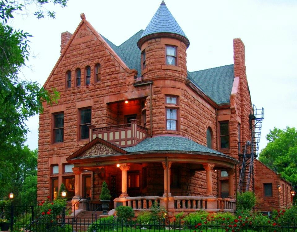 ‪Capitol Hill Mansion Bed & Breakfast Inn‬