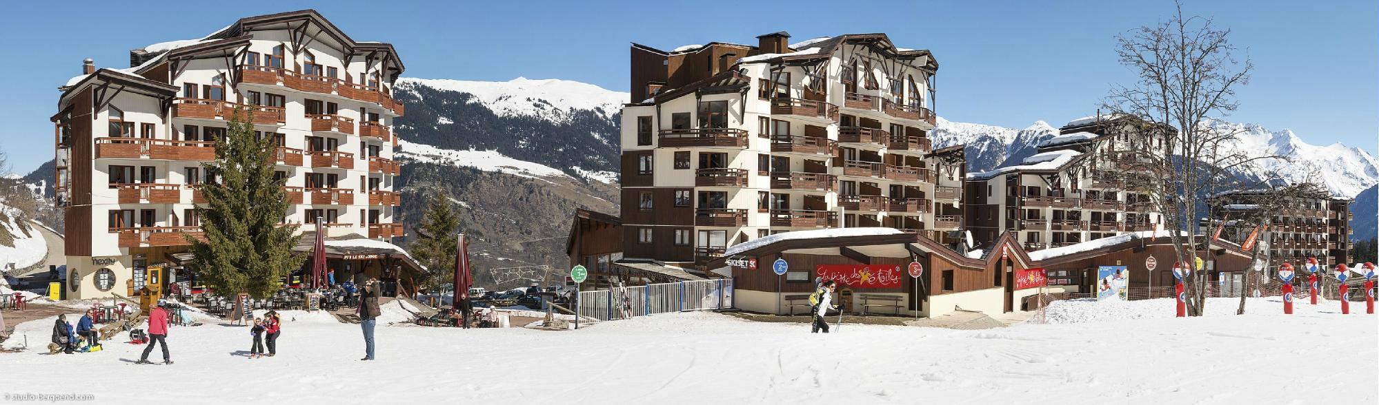 Apartamentos Pierre & Vacances Le Britania