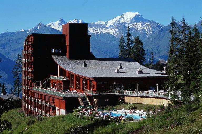 萊薩爾克 1800 朝陽滑雪飯店