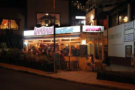 Lambada Beach Bar