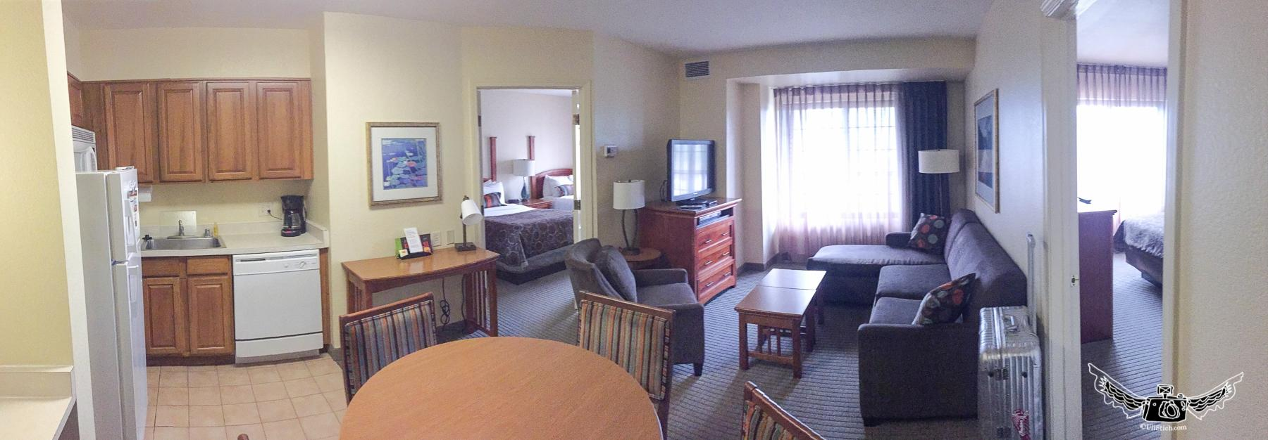 staybridge suites anaheim (ca) 2017 hotel review - family vacation