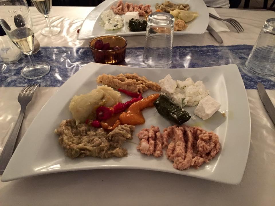 Restaurant la petite aphrodite dans montpellier avec for Cuisine grecque