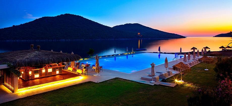Doria Hotel Yacht Club Kas