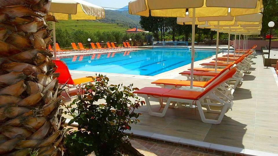 Marilena Hotel of Molivos