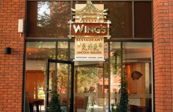 ‪Wing's Chinese Restaurant‬