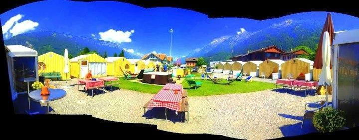 Balmers Tent Village