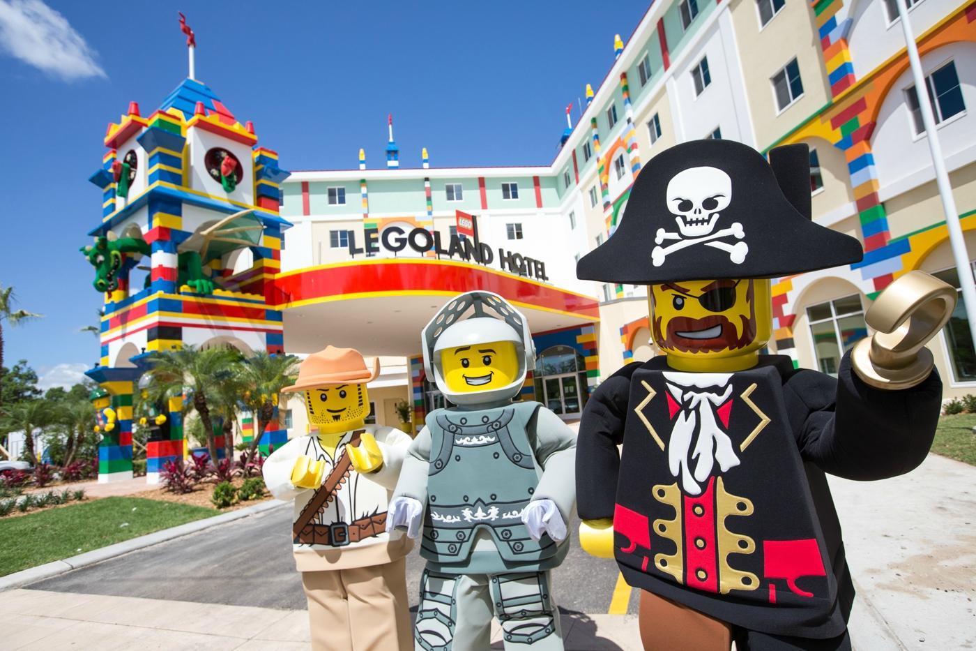 Legoland Florida Hotel Winter Haven Fl 2017 Review