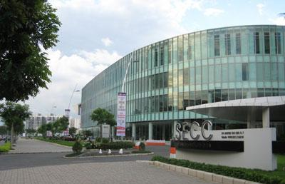 ‪Saigon Exhibition and Convention Center - SECC‬
