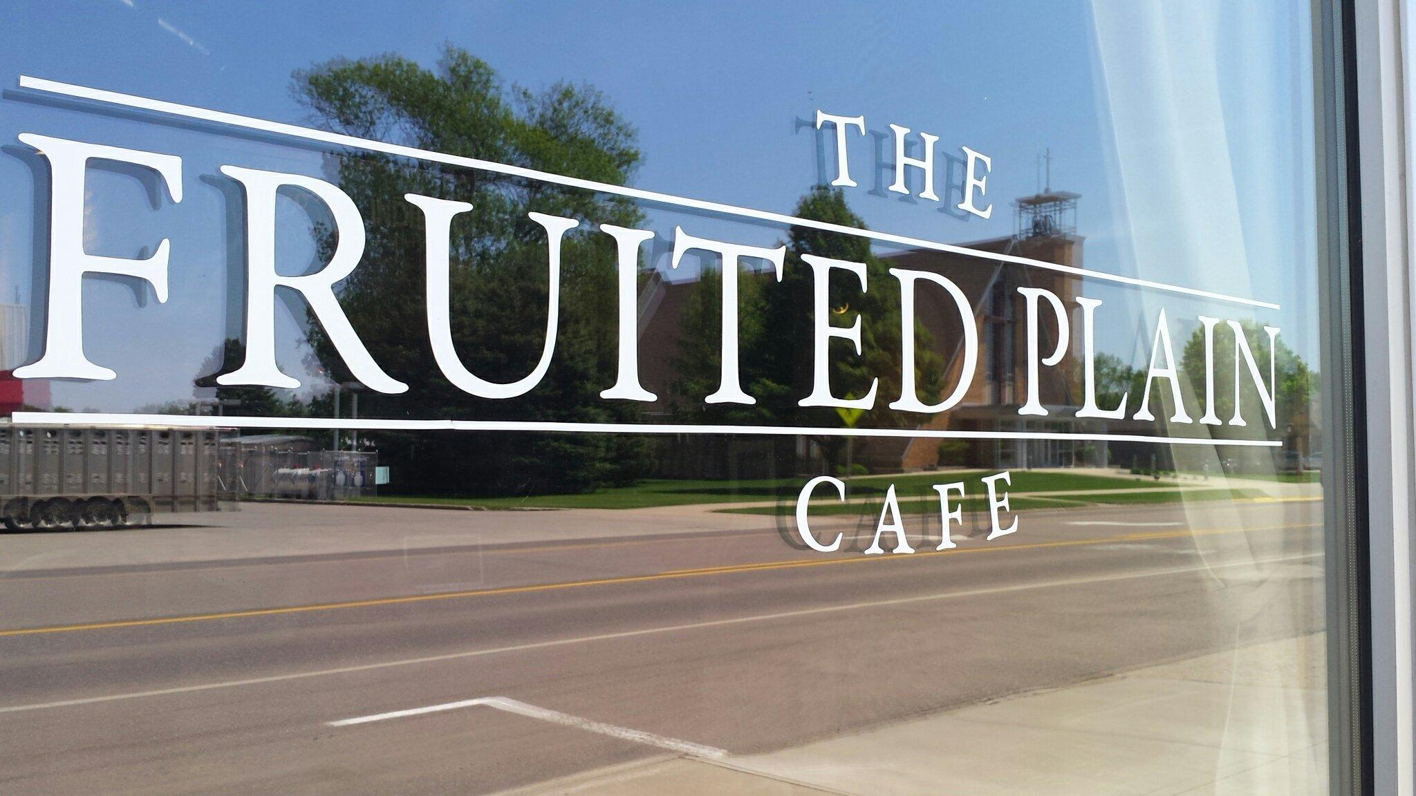 The Fruited Plain Cafe