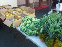 Waikiki Community Center Farmers Market