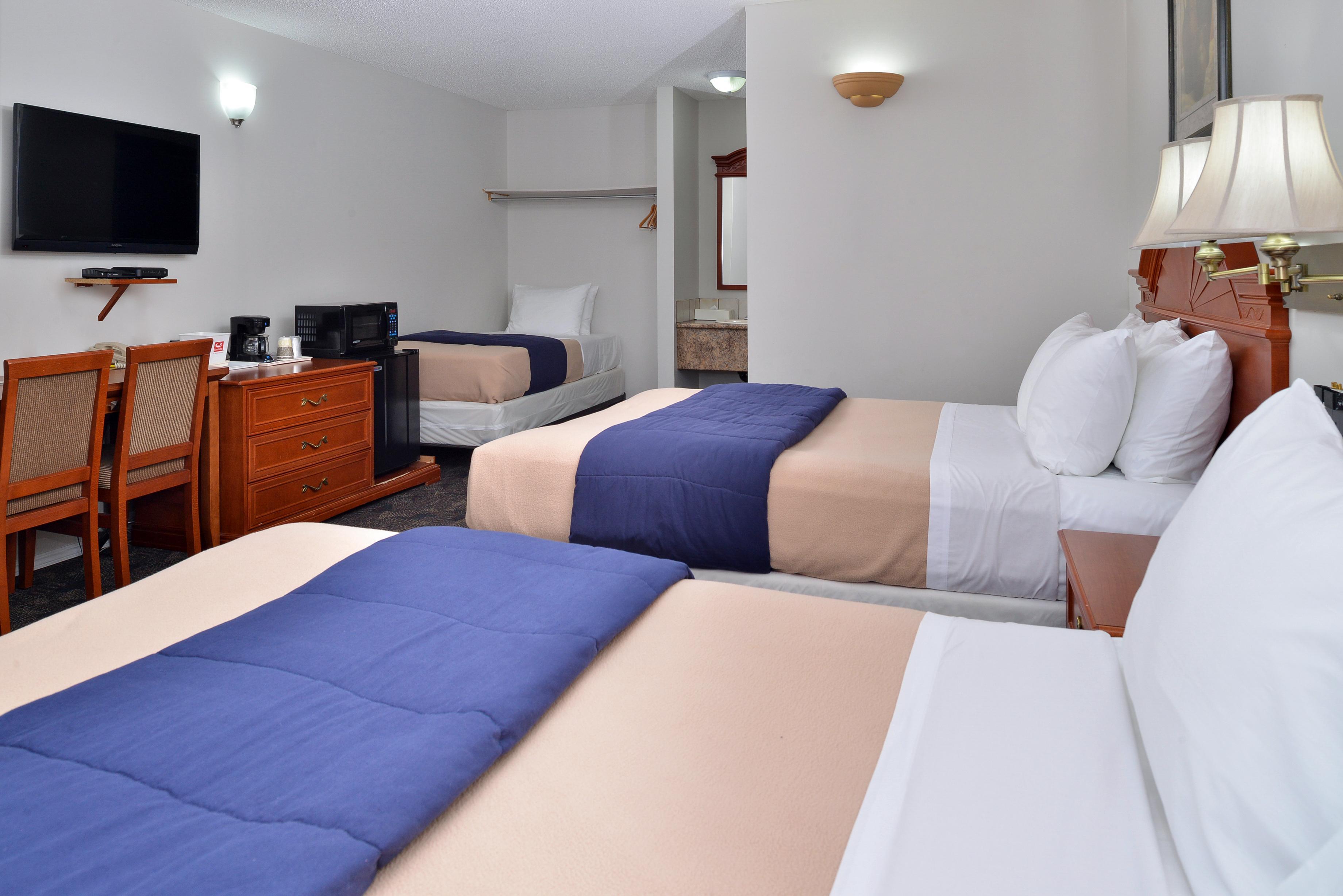 Econo Lodge Inn & Suites Drumheller