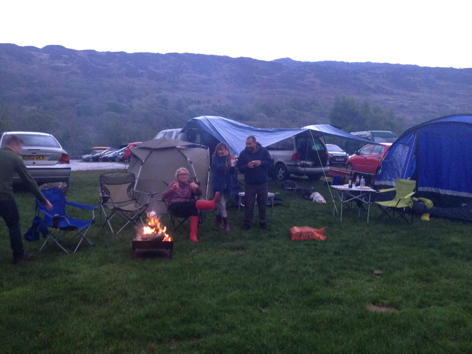 Llyn Gwynant Campsite