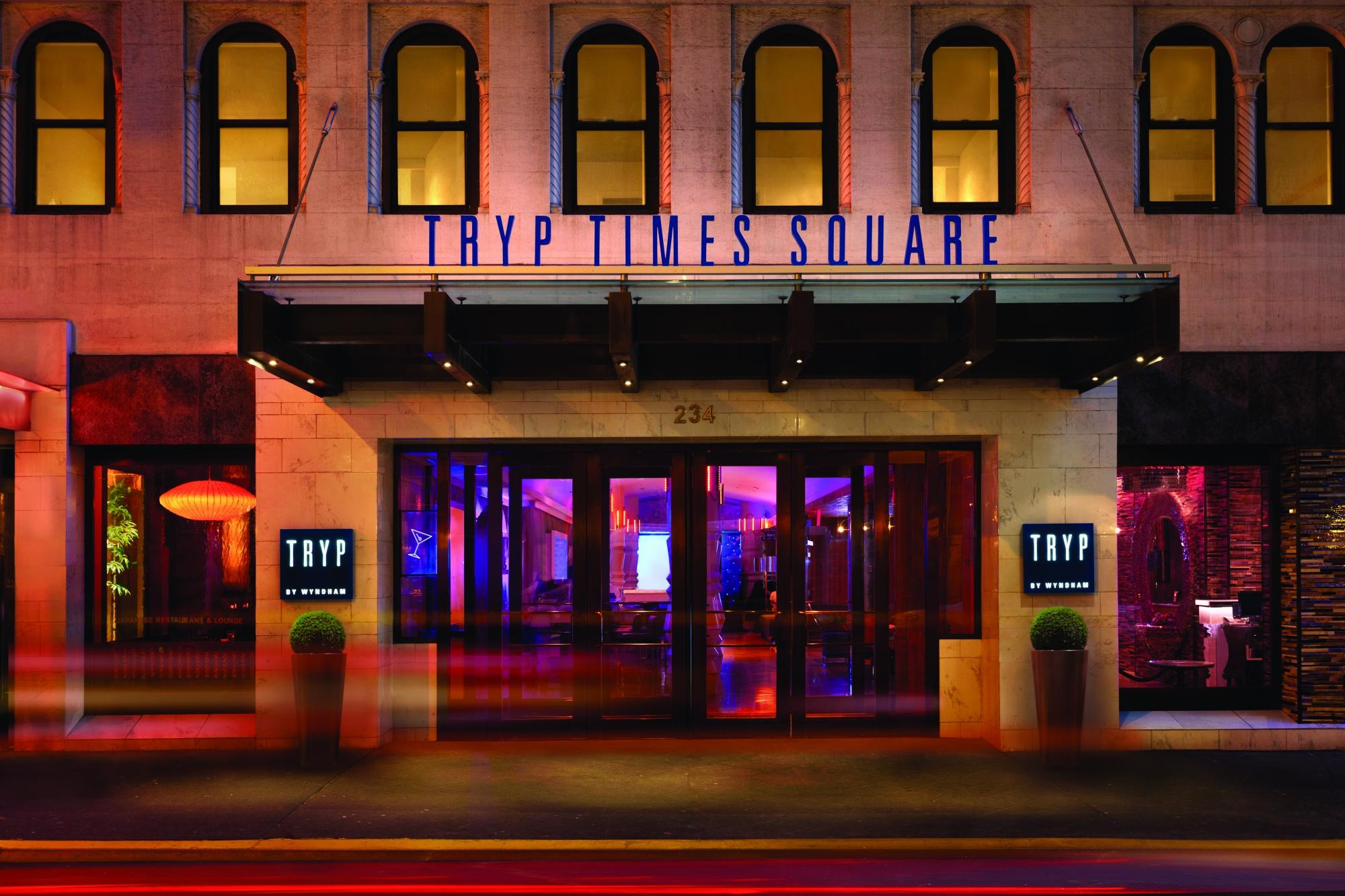 TRYP by Wyndham New York Times Square